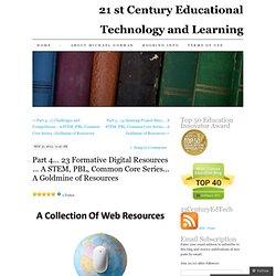 23 Formative Digital Resources