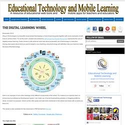 The Digital Learning Wheel