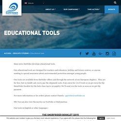Outils pédagogiques - Surfrider