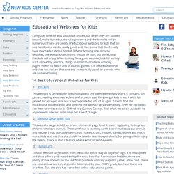 Educational Websites for Kids - New Kids Center