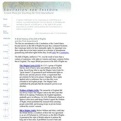 EducationforFreedom