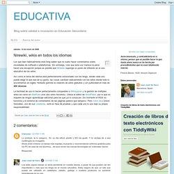 Nirewiki, wikis en todos los idiomas