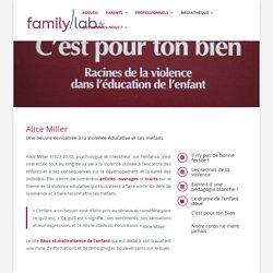 Familylab France - Le laboratoire des familles