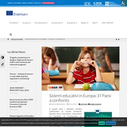 Sistemi educativi in Europa: 37 Paesi a confronto
