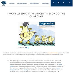 I modelli educativi vincenti secondo The Guardian