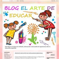 EL ARTE DE EDUCAR: PROYECTO EDUCATIVO DE INTELIGENCIA EMOCIONAL