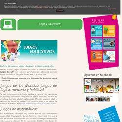 Juegos Educativos y Juegos didácticos de Educapeques