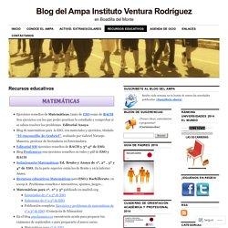 Blog del Ampa Instituto Ventura Rodríguez