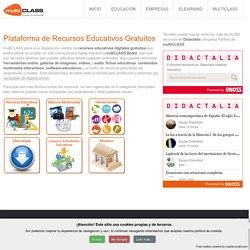 Recursos educativos para usar con pizarras digitales interactivas