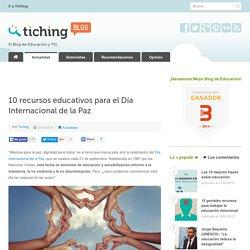 10 recursos educativos para el Día Internacional de la Paz