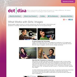 Dot Diva | Educators & Parents | What Works with Girls: Images