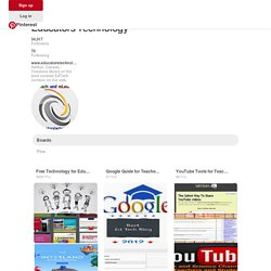 Educators Technology on Pinterest