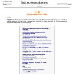 Educazione&Scuola RSS