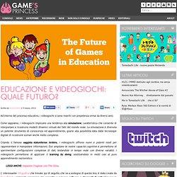 Educazione e Videogiochi: quale futuro?