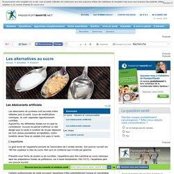 Les édulcorants artificiels : L'aspartame, la saccharime, le cyclamate
