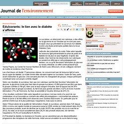 Edulcorants: le lien avec le diabète s'affirme