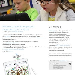 EDUmobile - iPad en éducation