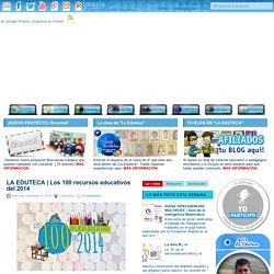Los 100 recursos educativos del 2014