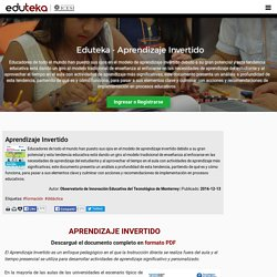 teka - Aprendizaje Invertido