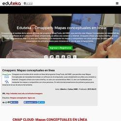teka - Cmappers: Mapas conceptuales en línea