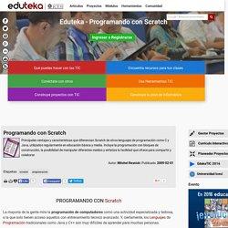 Eduteka - Programando con Scratch
