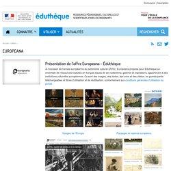 Éduthèque-Europeana