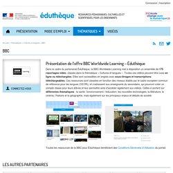 Éduthèque-Partenaire culture et langues
