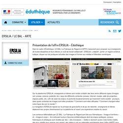 Éduthèque-Partenaire Arts et lettres