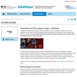 Théâtre en ligne : Antigone