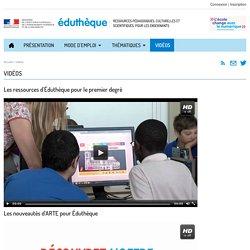 Éduthèque-Vidéos
