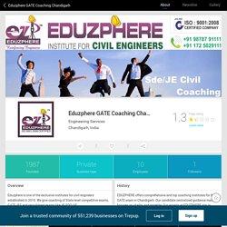 Eduzphere GATE Coaching Chandigarh on Trepup