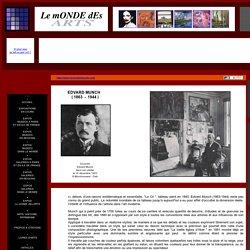 Edvard Munch ( 1863 -1944 )