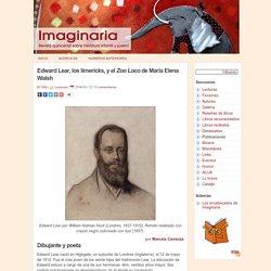 Edward Lear, los limericks, y el Zoo Loco de María Elena Walsh