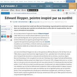 Arts Expositions : Edward Hopper, peintre inspiré par sa surdité
