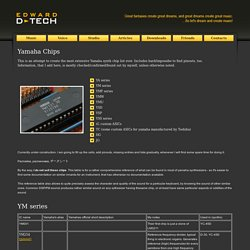 Edward d-tech website - music