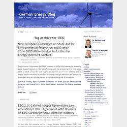 EEG « German Energy Blog