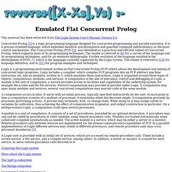 EFCP homepage