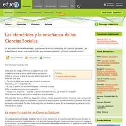 Las efemérides y la enseñanza de las Ciencias Sociales
