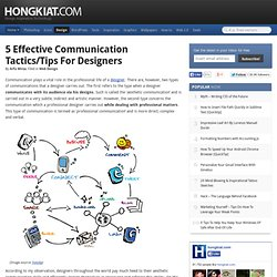 5 Effective Communication Tips for Designers
