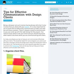 Tips for Effective Communication with Design Clients