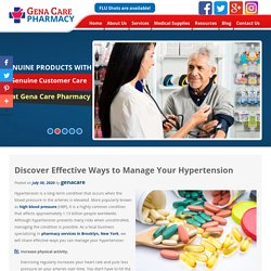 Discover Effective Ways to Manage Your Hypertension