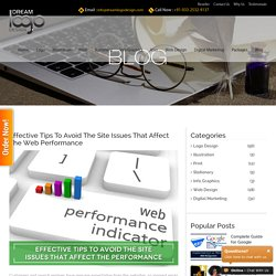 Effective tips to avoid the site issues that affect the performance