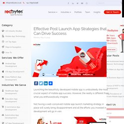 Effective App Launch Marketing Strategy That Drive Success