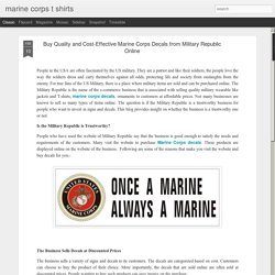Buy Quality and Cost-Effective Marine Corps Decals from Military Republic Online