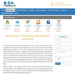 Cost Effective Expert SEO Services Company India