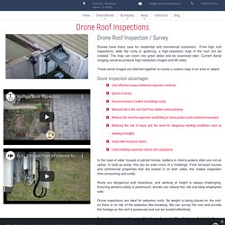 Get the Best Drone for Roof Inspection in Ireland