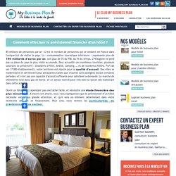 Comment effectuer le prévisionnel financier d'un hôtel ?