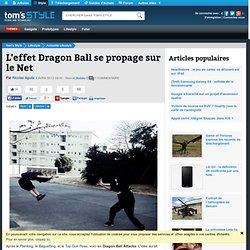 L'effet Dragon Ball se propage sur le Net