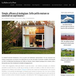 Ecology wellness bien tre pearltrees for Kodasema maison
