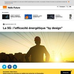 5G et efficacité énergétique : de nouveaux mécanismes pour progresser